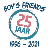 25 jaar Boy's Friends