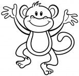 free-colouring-pages-cute-monkey-coloring-pages-fresh-at-creative-tablet